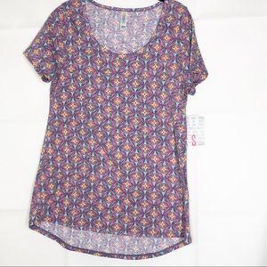 Lularoe Classic Tshirt NWT small short sleeves